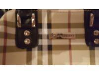 Burberry bag for sale
