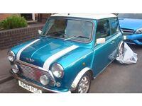 Classic Rover Mini Cooper Mpi