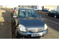 TOYOTA YARIS MOT TILL JUNE EXCELLENT CONDITION DRIVES REALLY WELL