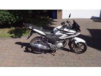 Honda CBF 125 2011 (White)
