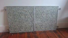 Ikea Besta Glass cupboard doors - 60x64