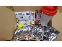 Supplments Mixed Box * USN, Muscletech, Protein, Shaker * Brand New* Leeds LS17 & Post