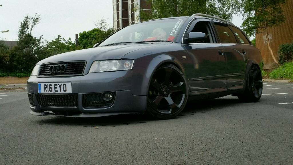 audi a4 avant b6 sport in newcastle tyne and wear gumtree. Black Bedroom Furniture Sets. Home Design Ideas
