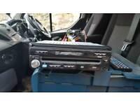Ripspeed dvd CD car radio