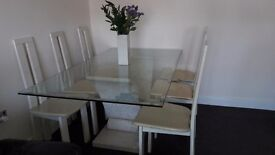 Dinning room and and lounge tables