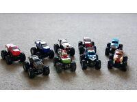 9 Monster Truck Toys