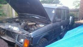 1991 200tdi land rover discovery 3 door 4x4 off roader