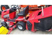 3 ride on mowers spares repair