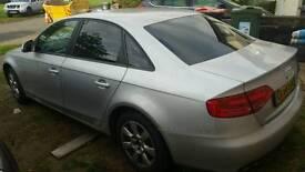 Audi a4 b8 58 plate 2.0 tdi