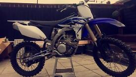 Yzf250 2011 not crf ktm yz cr