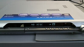 Sony Home Cinema System 5.1 Surrond Sound and DVD Player