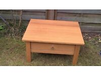 Coffee/Small Oak Table (Used)
