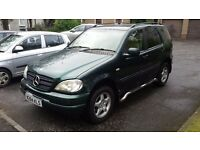 Mercedes ML CDI Auto