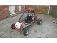 Go kart off road buggy