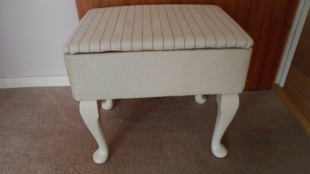 Vintage upcycled sewing box
