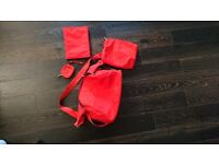 Stokke Changing Bag Red