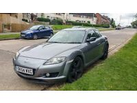 Mazda RX8 192BHP Low Mileage
