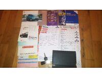 Daihatsu Sirion ( Yaris platform), Subaru Justy. 55 MPG £30Tax.2008.No Advisories.FSH.2 Keys.AuxMP3