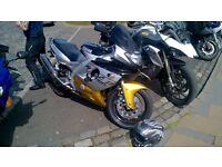 2001 Yamaha YZF600R Thundercat