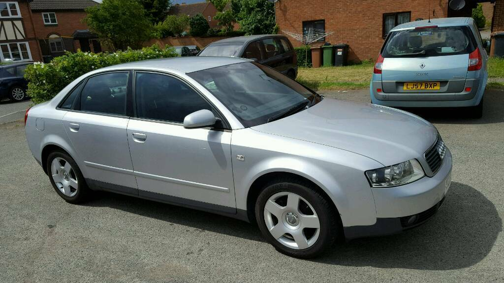 For sale audi a4 b6 in wellingborough northamptonshire for Mueble 2 din audi a4 b6