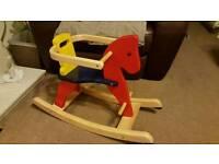 Rocking horse/chair