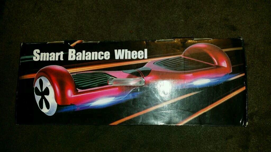Segway smart balance wheel
