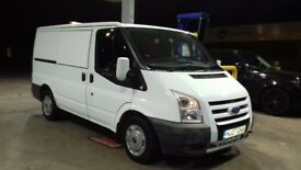 TRANSIT 6 SEATER FULL GLASS SIDES + TWIN SLIDING DOORS