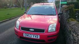 FORD FUSION 3 1.6