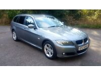 BMW 3 SERIES 2.0 318d ES TOURING. 2010 (60 reg) - FULL SERVICE HISTORY. STUNNING CONDITION !