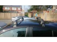 Genuine Nissan micra roof bars 2010 to 2016