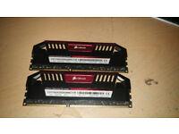 CORSAIR VENGEANCE PRO 16GB (2X8GB) 2400MHZ DDR3 RAM