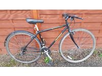 Specialized Crossroads, hybrid style bicycle