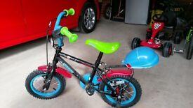 Apollo child's Moonman bicycle