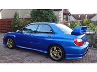 Subaru impreza WRX Read Add