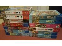 Jigsaw Puzzles - Job Lot