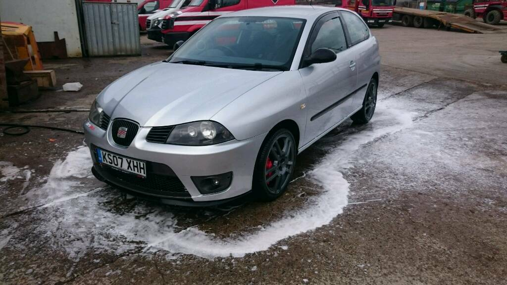 mk4 ibiza cupra tdi pd160 2007 in barrhead glasgow gumtree. Black Bedroom Furniture Sets. Home Design Ideas