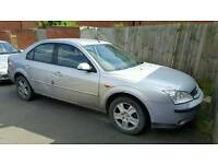 Ford mondeo saloon 52 plate breaking for spares and repairs