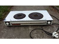2 ring portable hobs ~ free to collect