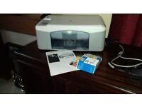 PRINTER - HP DESKJET F380 & INK