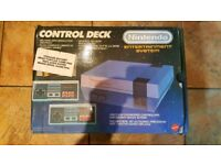 Nintendo entertainment system mattel version