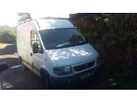 Vauxhall Movano spares and repairs