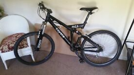 Coyote mountain bike..very good condition...all gears and breaks functional...ready to ride away