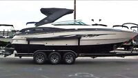 2013 Monterey Boats 328SS black
