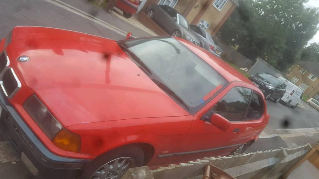 Bmw e36 316i compact. Gravesend ...