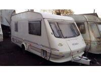 For Spares or Repair Elddis Vogue Caravan