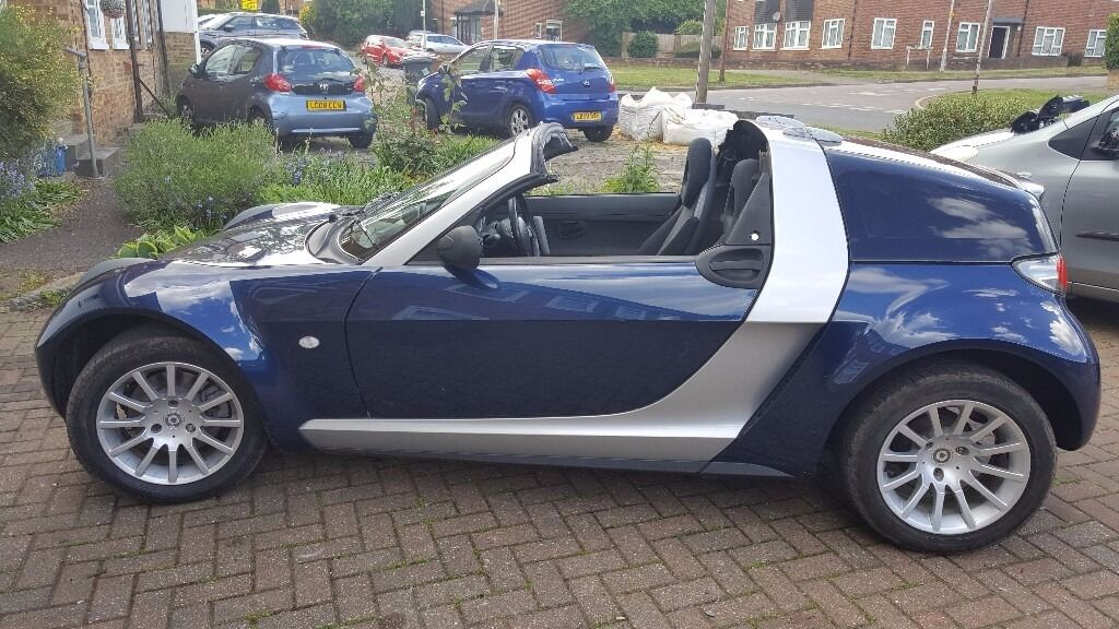 smart roadster coupe targa turbo in muswell hill london. Black Bedroom Furniture Sets. Home Design Ideas