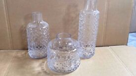 hot selling glass vases