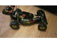 Kyosho ultima pro xl rc car remote control
