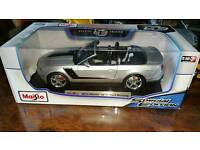 1:18 2010 427r ford mustang
