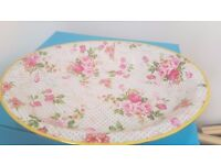 Never used, Brand New: Floral Tray